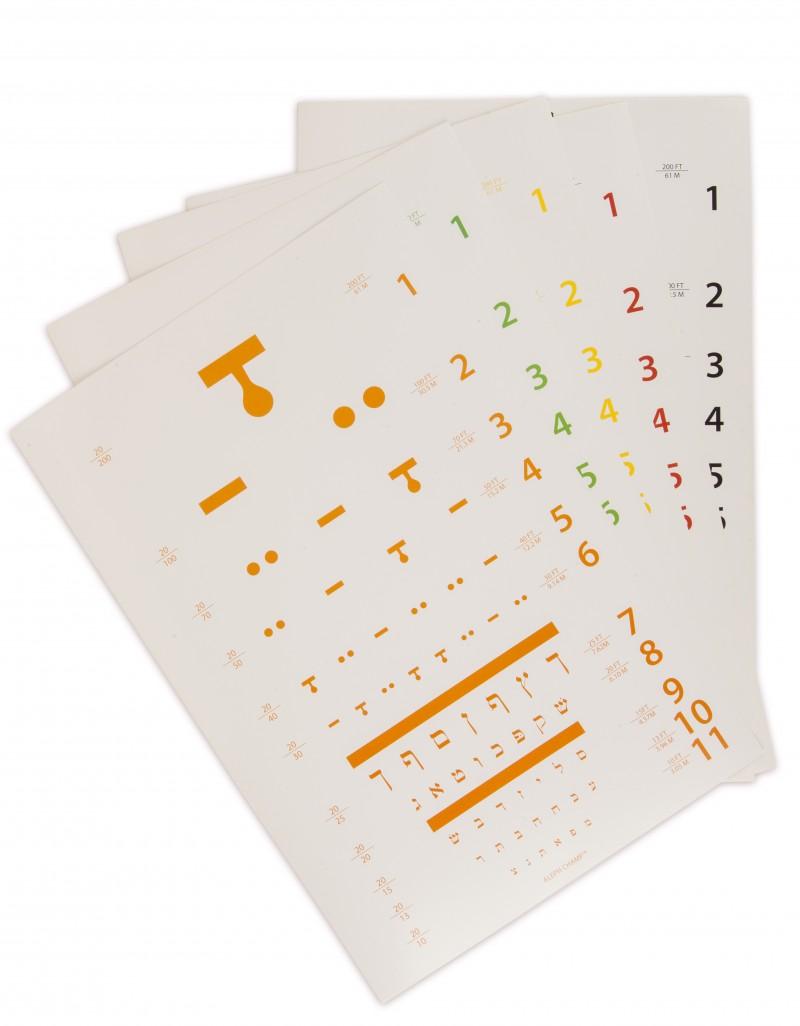 Eye charts nvjuhfo Image collections